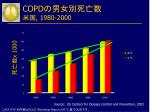 copd 1980 2000