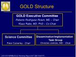 gold structure
