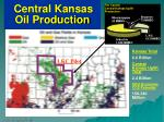 central kansas oil production