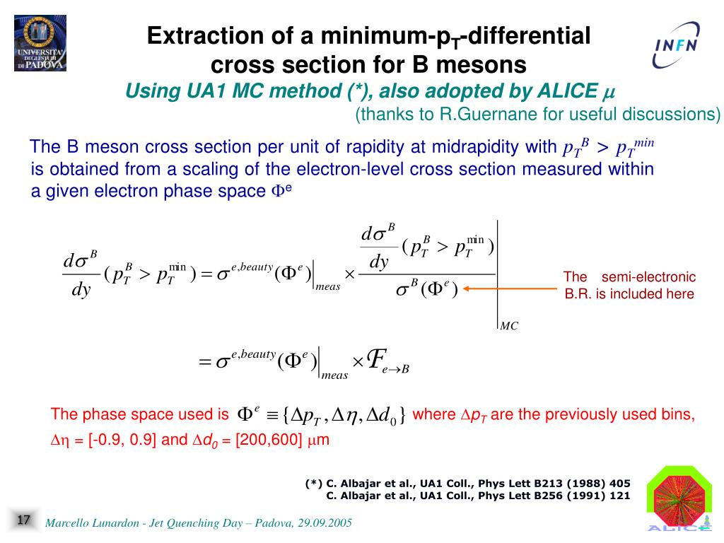 Extraction of a minimum-p