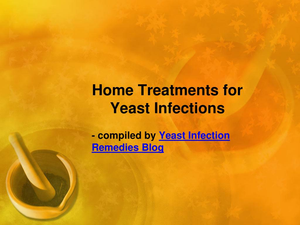 home treatments for yeast infections l.