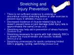 stretching and injury prevention