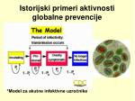 istorijski primeri aktivnosti globalne prevencije