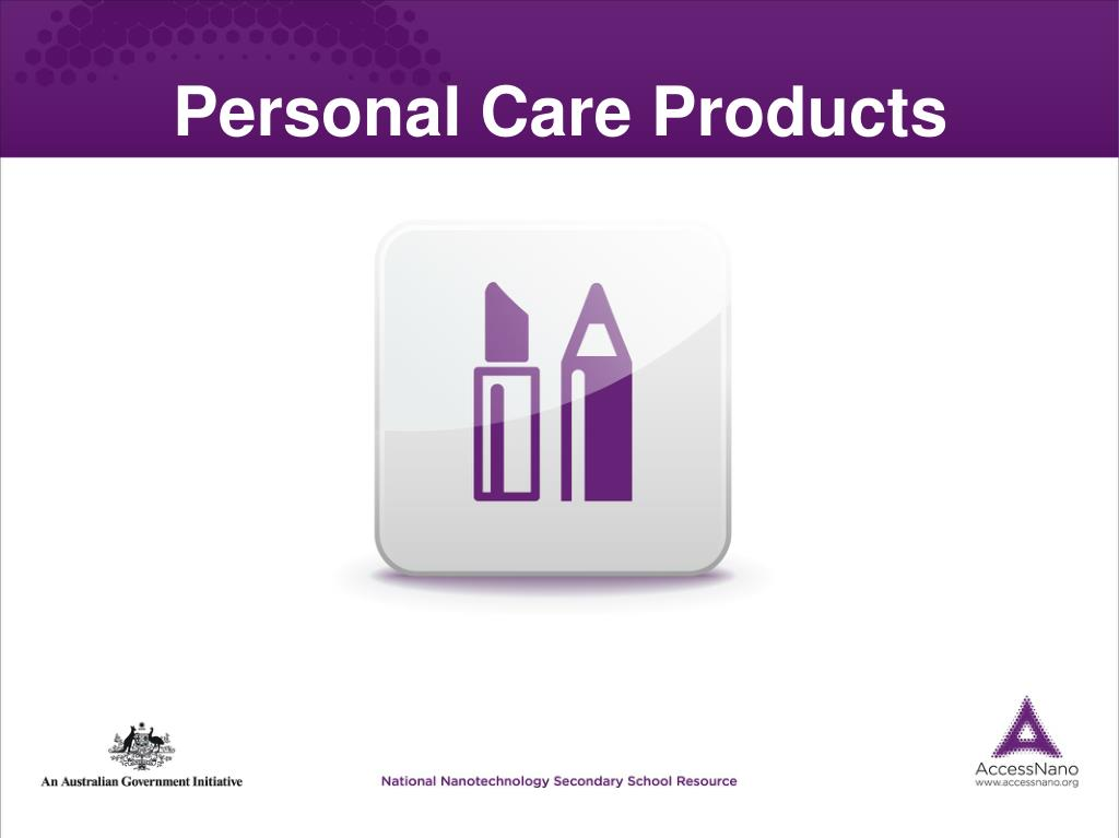 personal care products l.