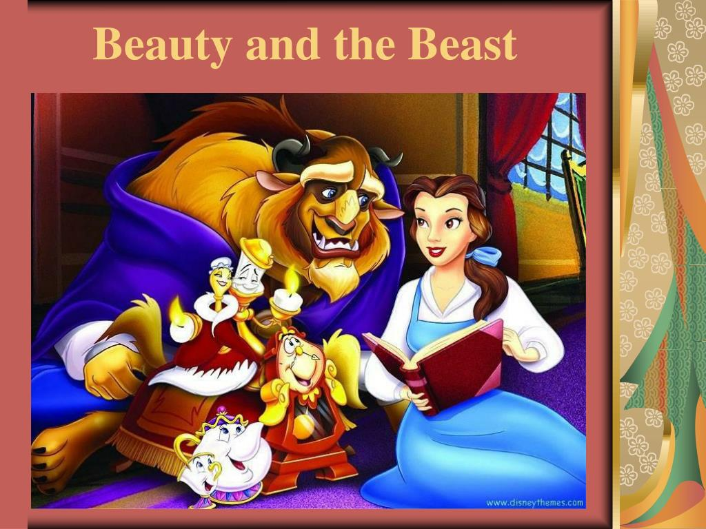 beauty and the beast l.