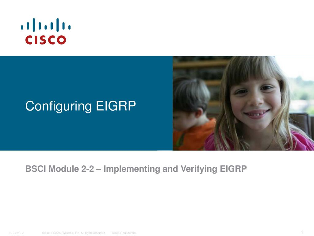 configuring eigrp l.