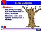 s ries uniformes52