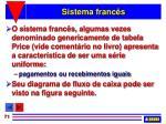 sistema franc s
