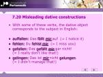 7 20 misleading dative constructions