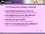7 51 strong adj endings numerals