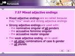 7 57 mixed adjective endings