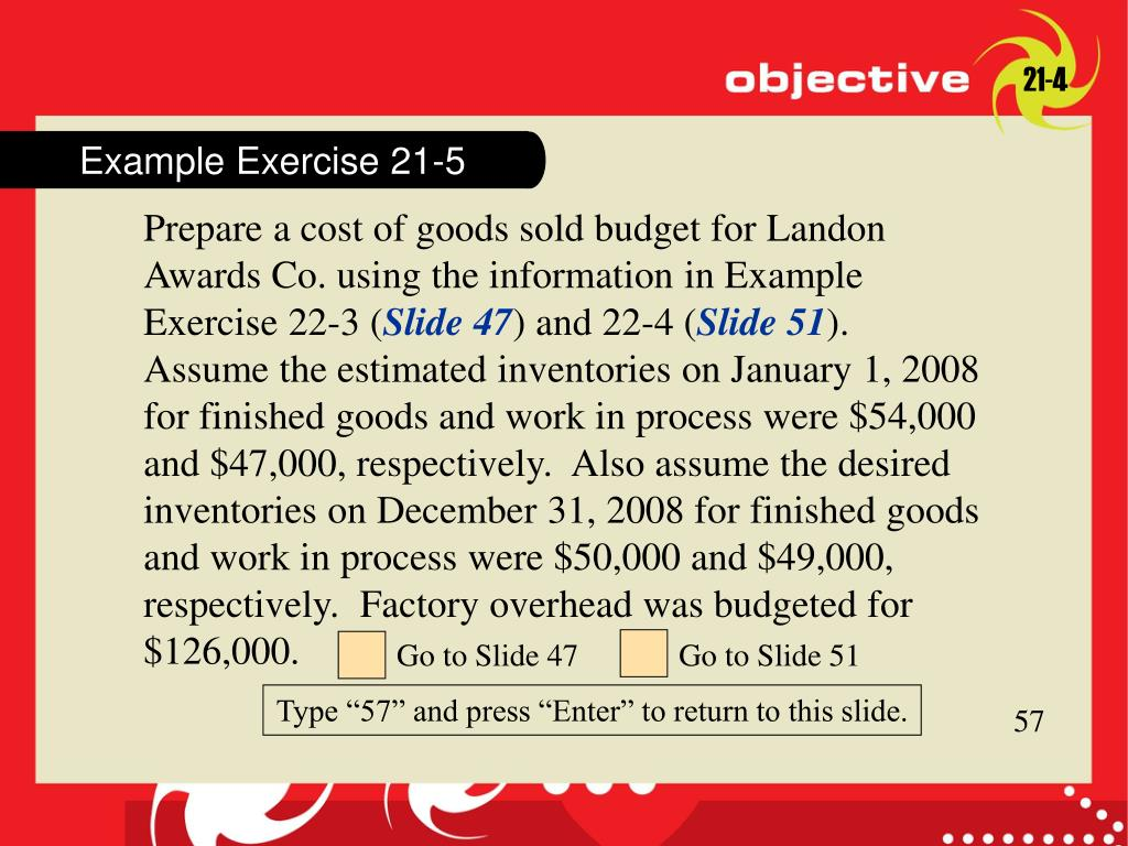 Example Exercise 21-5