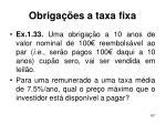 obriga es a taxa fixa157