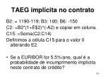 taeg impl cita no contrato170
