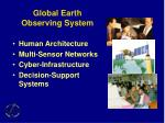 global earth observing system