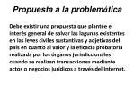 propuesta a la problem tica43