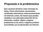 propuesta a la problem tica47