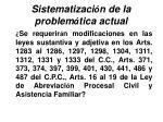 sistematizaci n de la problem tica actual25