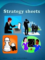 strategy sheets
