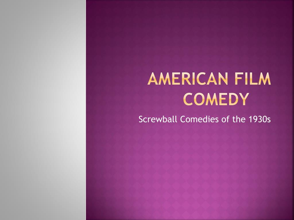 american film comedy l.