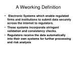a wworking definition