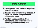 more kanban41