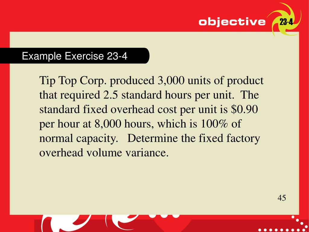 Example Exercise 23-4