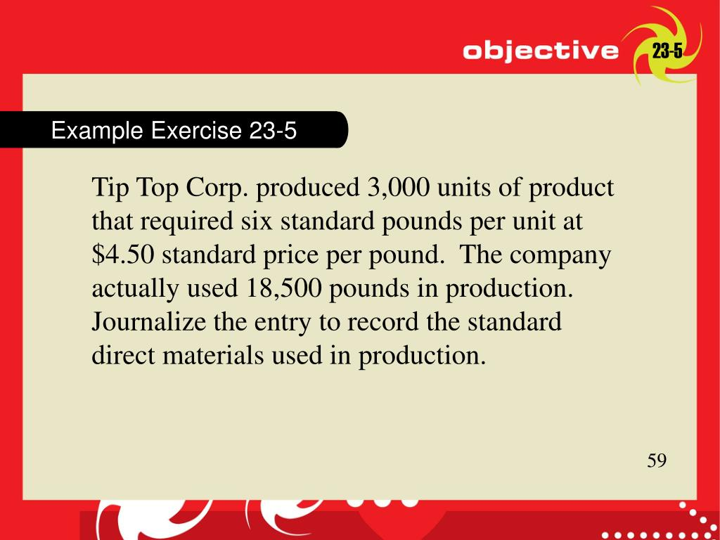 Example Exercise 23-5