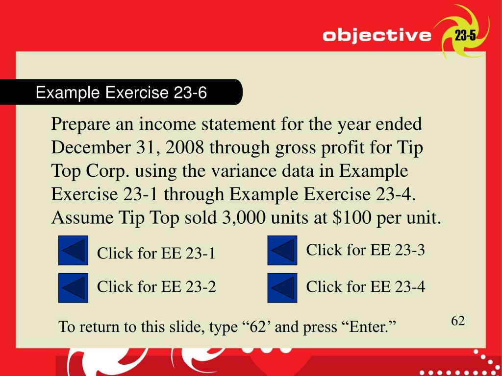 Example Exercise 23-6