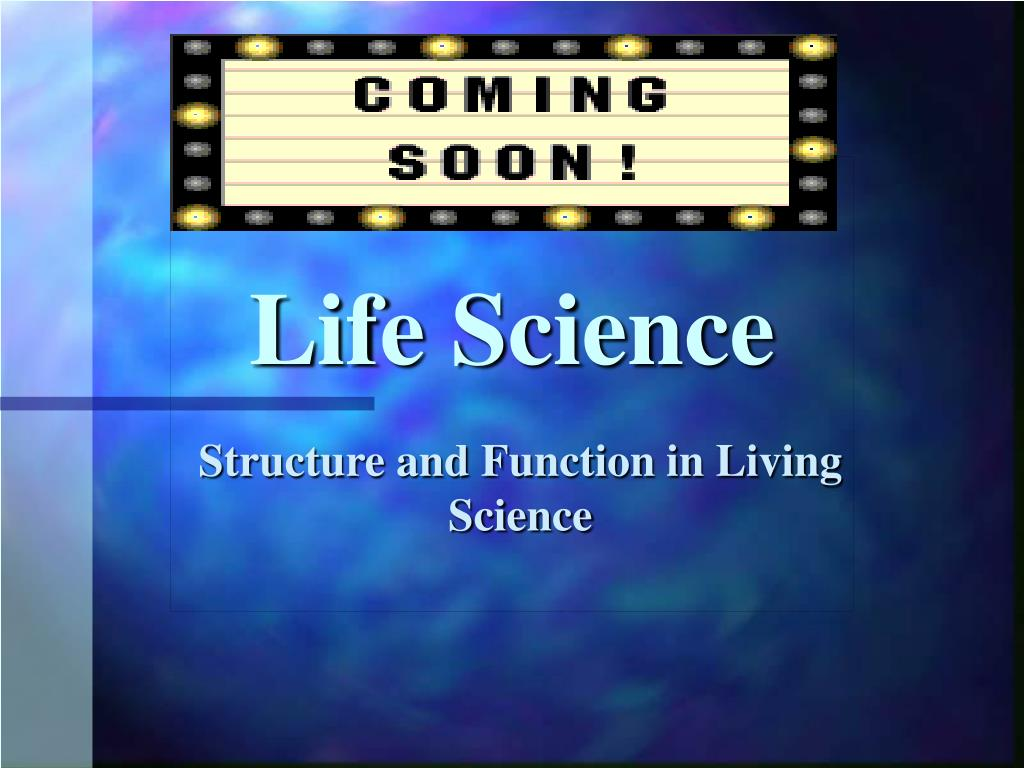 life science l.