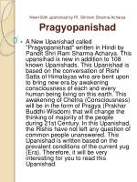 new109th upanishad by pt shriram sharma acharya pragyopanishad