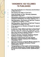 vangmaya 108 volumes 70 publsihed