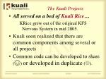 the kuali projects49