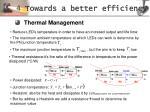 4 towards a better efficiency42