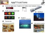 8 applications