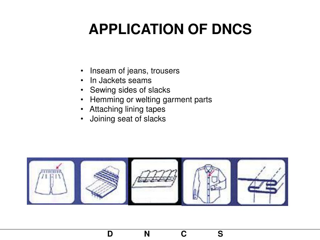 APPLICATION OF DNCS