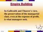 empire building77