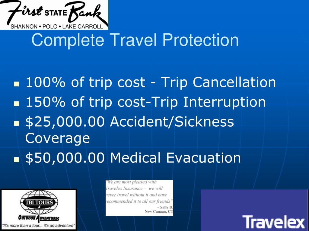Complete Travel Protection