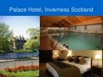 palace hotel inverness scotland