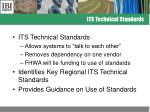 its technical standards