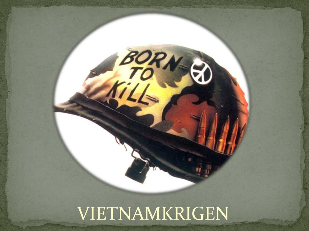 vietnamkrigen l.