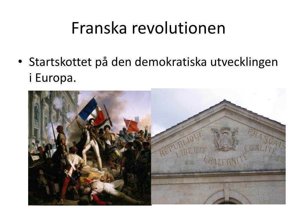 franska revolutionen l.