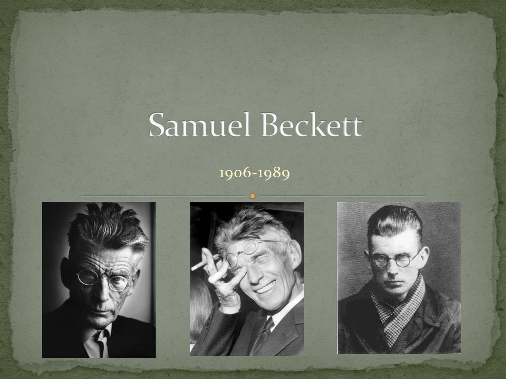 samuel beckett l.