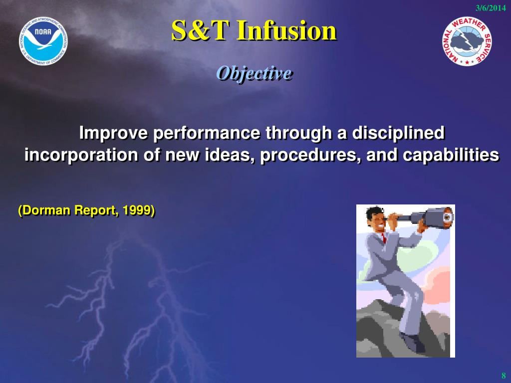 S&T Infusion