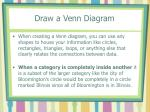 draw a venn diagram3