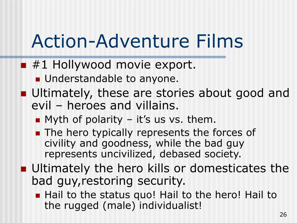 Action-Adventure Films