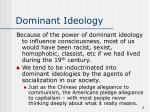 dominant ideology6