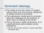 dominant ideology9