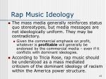rap music ideology43