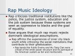 rap music ideology44